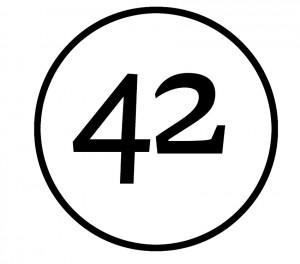 42 Logo small