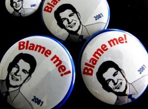 Blame Me 2083